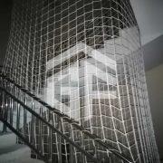 Merdiven Güvenlik Filesi